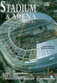 Stadium and Arena management декабрь/2009