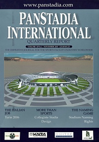Panstadia International ноябрь/2003